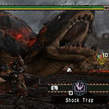 Monster Hunter Freedom (PSP Essentials) screen shot 1