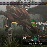 Monster Hunter Freedom (PSP Essentials) screen shot 2