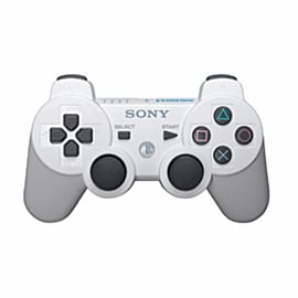 Dualshock 3 Wireless Controller - White Accessories