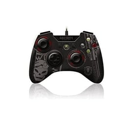 Call of Duty: Black Ops Xbox 360 PrecisionAIM Controller (Stealth) Accessories