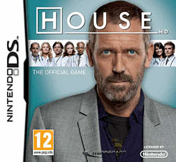 House DSi and DS Lite Cover Art