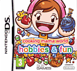 Cooking Mama World: Hobbies and Fun DSi and DS Lite