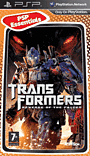 Transformers: Revenge of the Fallen (PSP Essentials) PSP