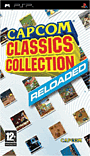 Capcom Classics Reloaded PSP