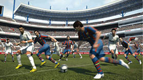 Pro Evolution Soccer 2011 screen shot 1
