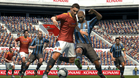 Pro Evolution Soccer 2011 screen shot 2