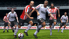 Pro Evolution Soccer 2011 screen shot 5