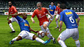 Pro Evolution Soccer 2011 screen shot 6