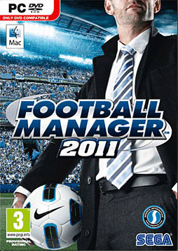 Football Manager 2011 PC Games and Downloads Cover Art