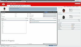 Football Manager 2011 screen shot 2