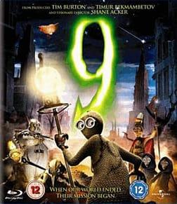 9 (Nine) Blu-Ray