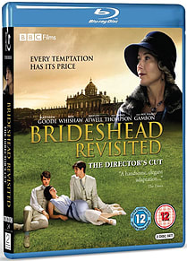 Brideshead Revisited Blu-ray