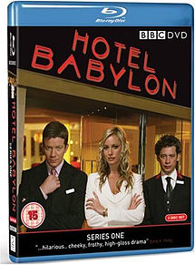 Hotel Babylon Series 1 Blu-ray