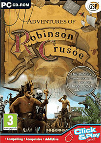The Adventures of Robinson Crusoe PC Games Cover Art