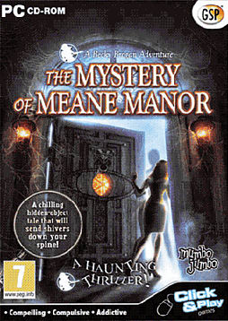 The Mystery of Meane Manor PC Games and Downloads