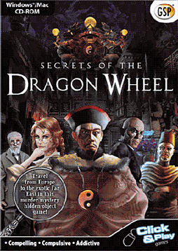 Secrets of the Dragon Wheel PC Games and Downloads Cover Art