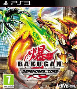 Bakugan 2 PlayStation 3
