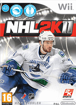 NHL 2K11 Wii Cover Art