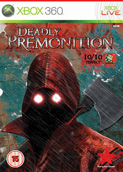 Deadly Premonition Xbox 360 Cover Art