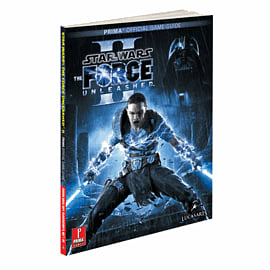 Star Wars: The Force Unleashed 2 Strategy Guide Strategy Guides and Books