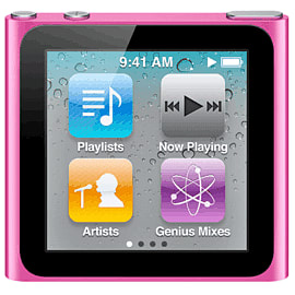 iPod Nano 8Gb Pink (V4) Electronics 