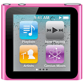 iPod Nano 16Gb Pink (V4) Electronics