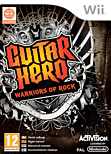Guitar Hero Warriors of Rock (with guitar) Wii