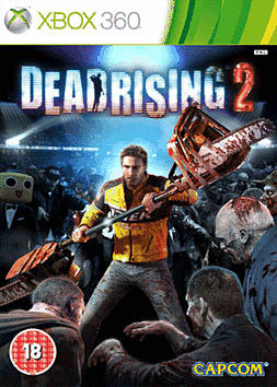 Dead Rising 2 Xbox 360 Cover Art