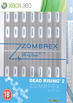 Dead Rising 2 Zombrex Edition Xbox 360