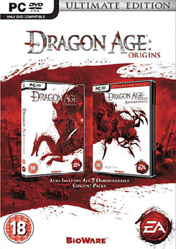 Dragon Age Origins Ultimate Edition PC Games and Downloads Cover Art