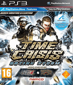 Time Crisis: Razing Storm (Move compatible) PlayStation 3