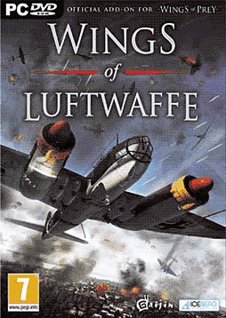 Wings of Luftwaffe PC Games and Downloads Cover Art