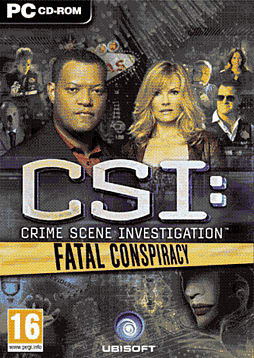 CSI: Fatal Conspiracy PC Games and Downloads Cover Art