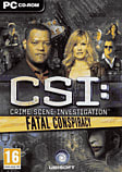 CSI: Fatal Conspiracy PC Games and Downloads