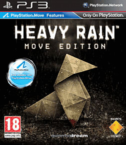 Heavy Rain: Move Edition PlayStation 3 Cover Art
