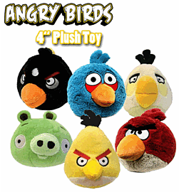 Angry Birds Plush 4