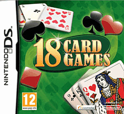 18 Card Games DSi and DS Lite