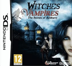 Witches & Vampires: The Secrets Of Ashburry DSi and DS Lite