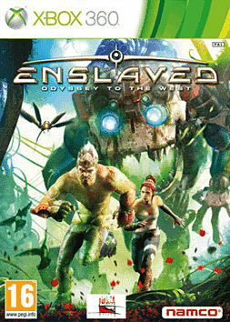 Enslaved: Odyssey to the West Xbox 360 Cover Art