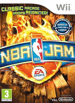 NBA Jam 2011 Wii