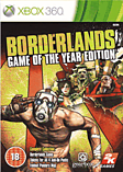 Borderlands Game of the Year Edition Xbox 360