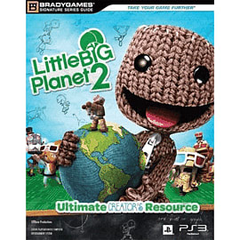 Little Big Planet 2 Strategy Guide Strategy Guides and Books