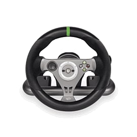 Madcatz Xbox360 Wireless Racing Wheel Accessories