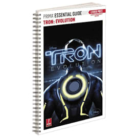 Tron Evolution Strategy Guide Strategy Guides and Books