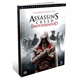 Assassins Creed Brotherhood Strategy Guide Strategy Guides and Books