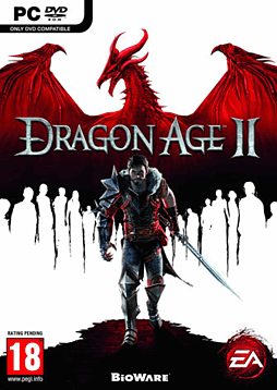 Dragon Age II PC Games Cover Art