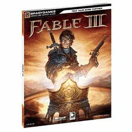 Fable III Strategy Guide Strategy Guides and Books 