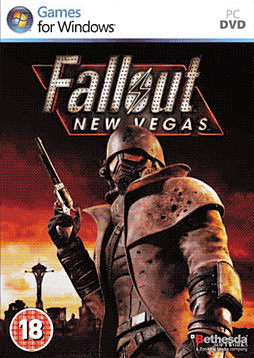 Fallout: New Vegas PC Games and Downloads Cover Art