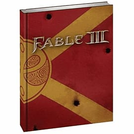 Fable III Collector's Edition Strategy Guide Strategy Guides and Books