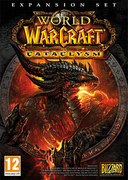 World of Warcraft: Cataclysm PC Games and Downloads Cover Art